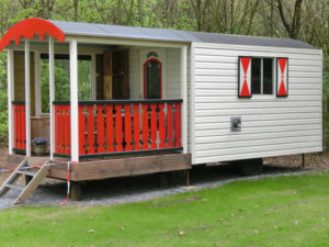 Pipowagen Ridderspoor Pipowagen Camping Someren